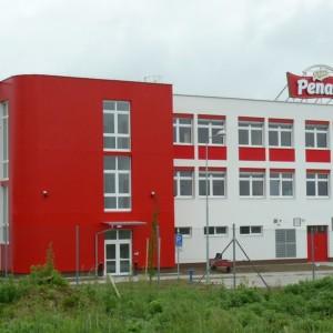 Pekárna PENAM na Herinku (Praha - východ)
